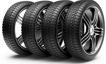 Vì sao lốp xe có màu đen