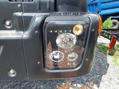 Đèn pha xe trộn hongyan