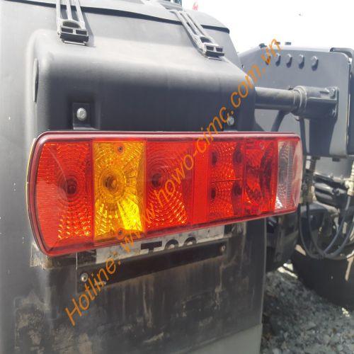 Đèn hậu xe đầu kéo hongyan 2016
