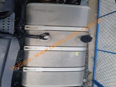 Thùng dầu xe đầu kéo Hongyan