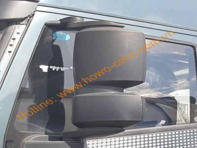 Gương chiếu hậu xe đầu kéo Hongyan