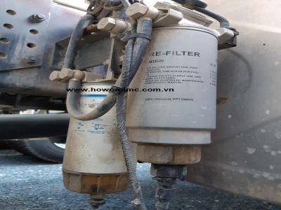Lọc dầu xe hongyan