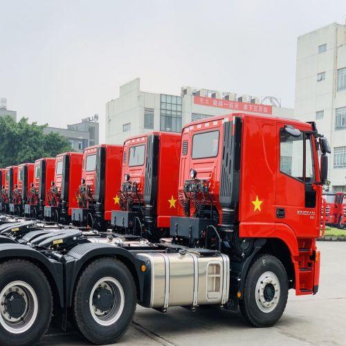 Xe đầu kéo Hongyan Iveco 2020